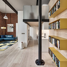 Houzz Tour: Fresh Look for a Loft in a Former Victorian Fabric Mill
