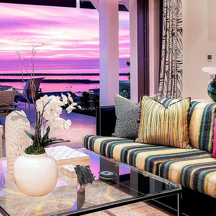 British Colonial meets Modern Beach House - Corona del Mar