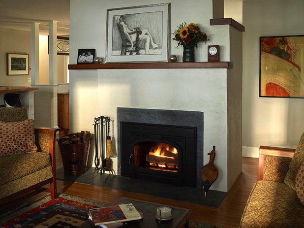 Transitional Living Room by Knickerbocker Group