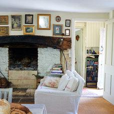 Farmhouse Living Room by Jonathan Gooch