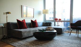 Brooklyn, New York - Living Room