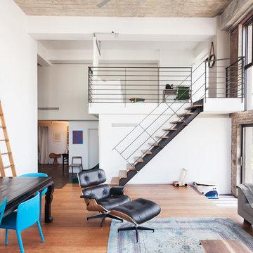 Brooklyn, NY: Williamsburg Loft