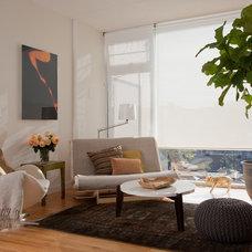 Modern Living Room by Revamp Interior Design
