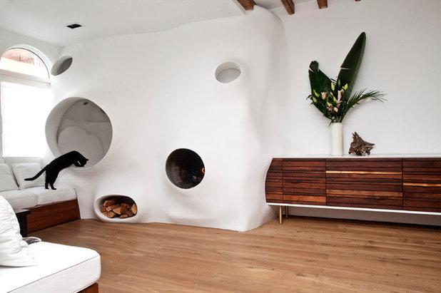 Eclettico Soggiorno by Raad Studio
