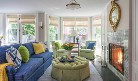 Living Rooms on Houzz: Tips From the Experts