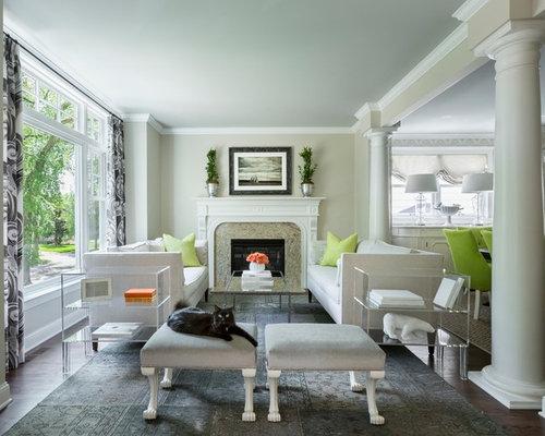 Benjamin Moore Balboa Mist Oc27 Home Design Ideas, Pictures, Remodel and Decor