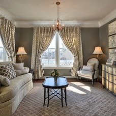 Traditional Living Room by Ethan Allen of Frederick, MD