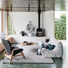Houzz Tour: It's Easy Being Green in This Californian Bungalow
