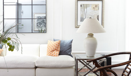 How to Brighten Up a Dark Living Room