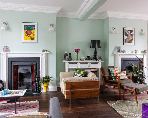 saveemail - Mid Century Living Rooms