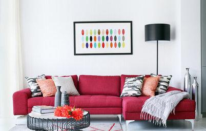 14 idées déco pour sublimer l'espace au-dessus du canapé