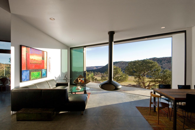 Modern Living Room by Imbue Design