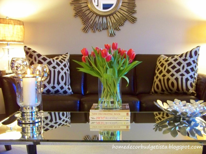 Eclectic Living Room Budget Living Room