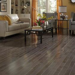 Casa de Colour Pewter Maple Solid Hardwood -