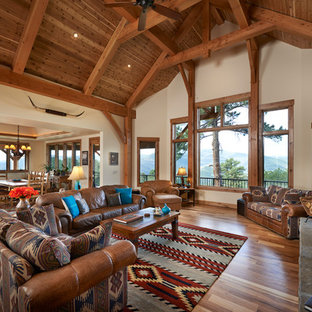 Native American Living Room Ideas & Photos | Houzz