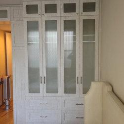 Built in Closet -