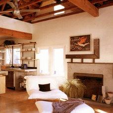 Modern Living Room by Bureau of Architectual Affairs