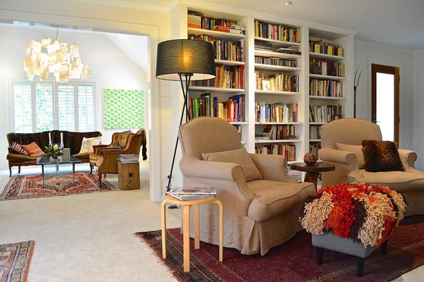 Country Living Room by Luci.D Interiors