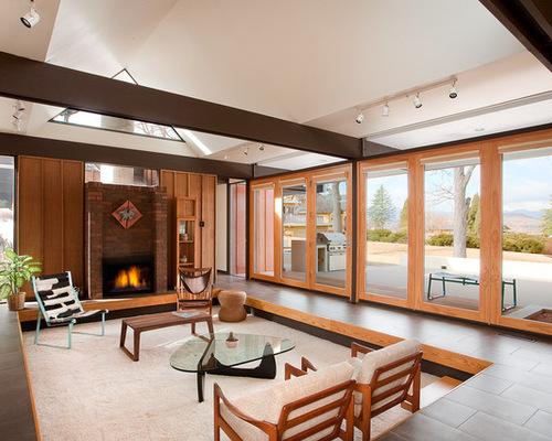 Cozy Modern Living Room Houzz