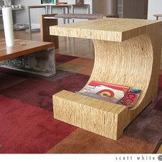 Modern Living Room by scott white