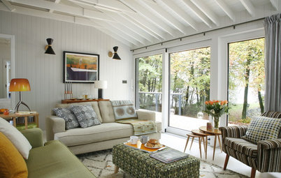 Irish Houzz: A Woodland Retreat Stays in the Family