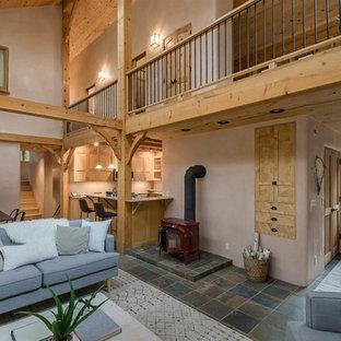 Cabin Style Home in Santa Fe