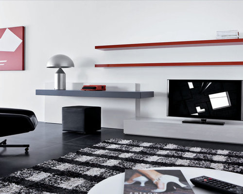Contemporary Floating Tv Stand Ideas, Pictures, Remodel And Decor