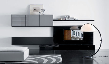 10 TV & Media Units That Steal the Spotlight