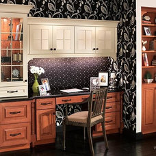 Traditional Desks And Hutches by Capitol Group Kitchen and Bath Center