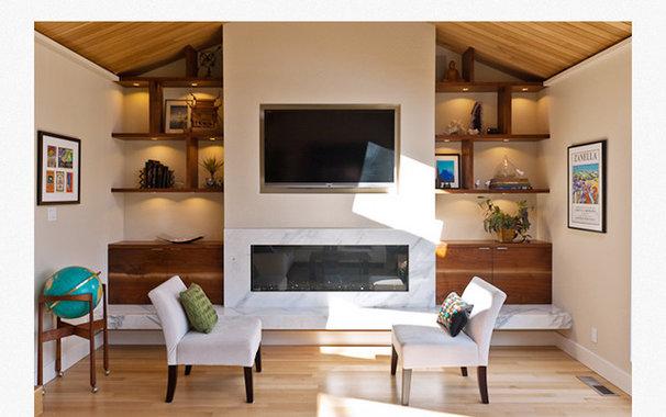 Modern Display And Wall Shelves  by Studio 81/69