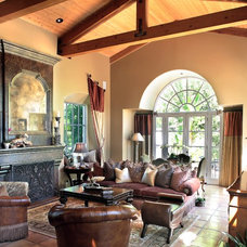 Traditional Living Room by JAG Interiors, Inc.