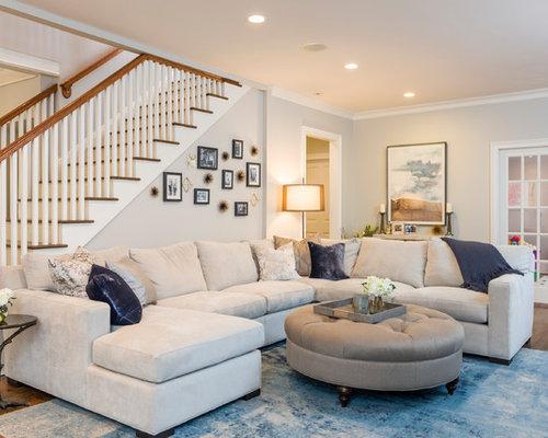 Living Room Wall Decor   Houzz