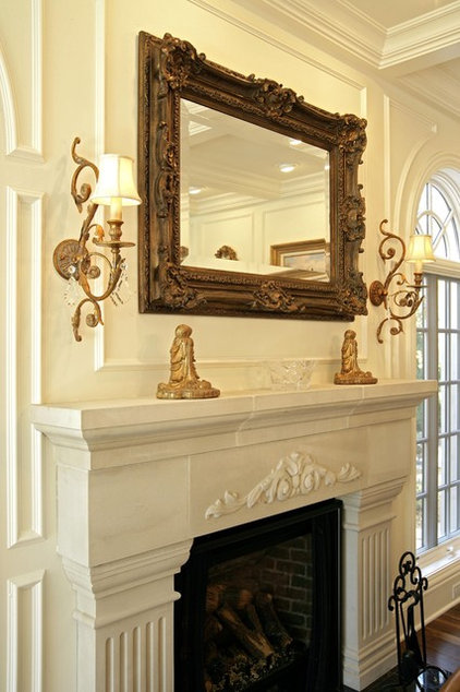 Traditional Living Room by Alexander Design Group, Inc.