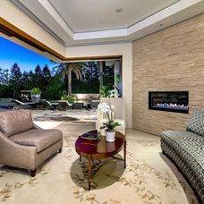 Modern Living Room by mark pinkerton  - vi360 photography