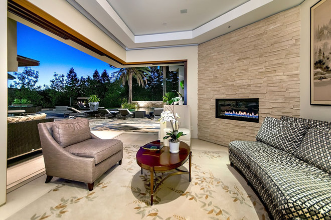 Modern Living Room by mark pinkerton  - vi360 photography