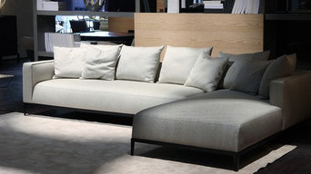 California Modern Sectional by sohoConcept