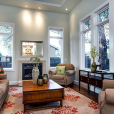 Eclectic Living Room by mark pinkerton  - vi360 photography