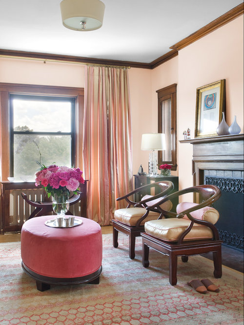 hot pink chair | houzz