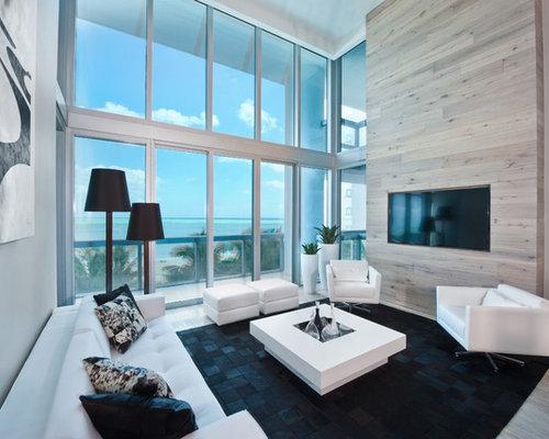 modern living room design ideas, remodels  photos  houzz, Living room