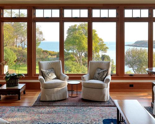 craftsman living room furniture. Craftsman formal medium tone wood floor living room idea in Boston 30 All Time Favorite Living Room Ideas  Photos Houzz