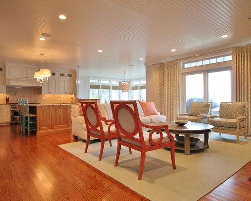 Cape Cod Beach House Interior Design