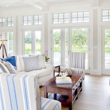 Cape Cod: Interior & Exterior; Painting & Staining