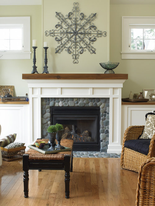 cape cod fireplace photos - Cape Cod Living Room