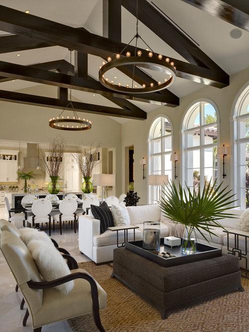 Mediterranean Living Room Design Ideas, Remodels & Photos