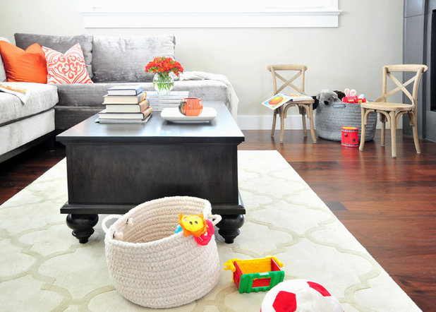 Kid friendly living rooms as lovable as they are livable - Family friendly living room ideas ...