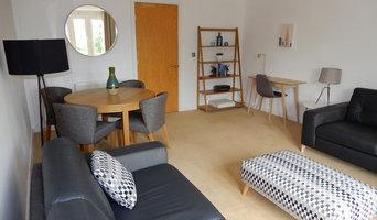 Cardiff Bay holiday flat interior design