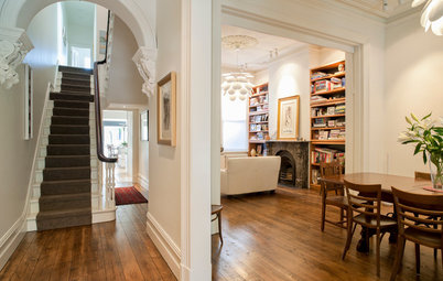 Period Features to Love Forever: Interior Trims and Mouldings