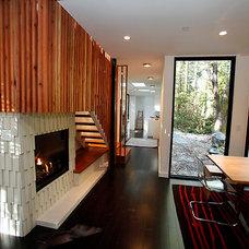 Modern Living Room by R.A.D. Design-Build
