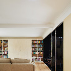 Contemporary Living Room by Pendal and Neille