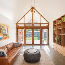 Stickybeak: Worker's Cottage Addition Transforms Modest to Modern